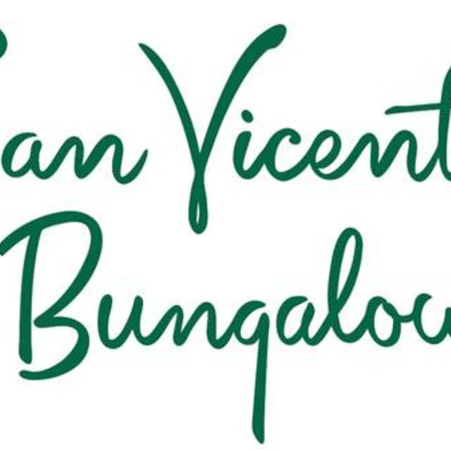 San Vicente Bungalows, West Hollywood, CA logo