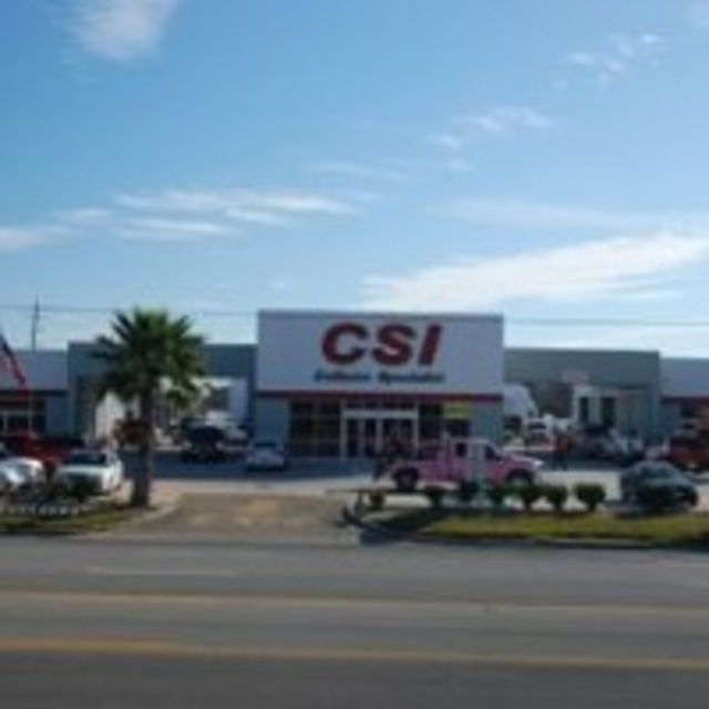 CSI Collision Specialist, Houston, TX logo