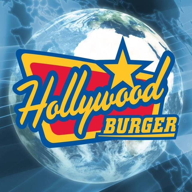 Hollywood Burger, Los Angeles, CA logo