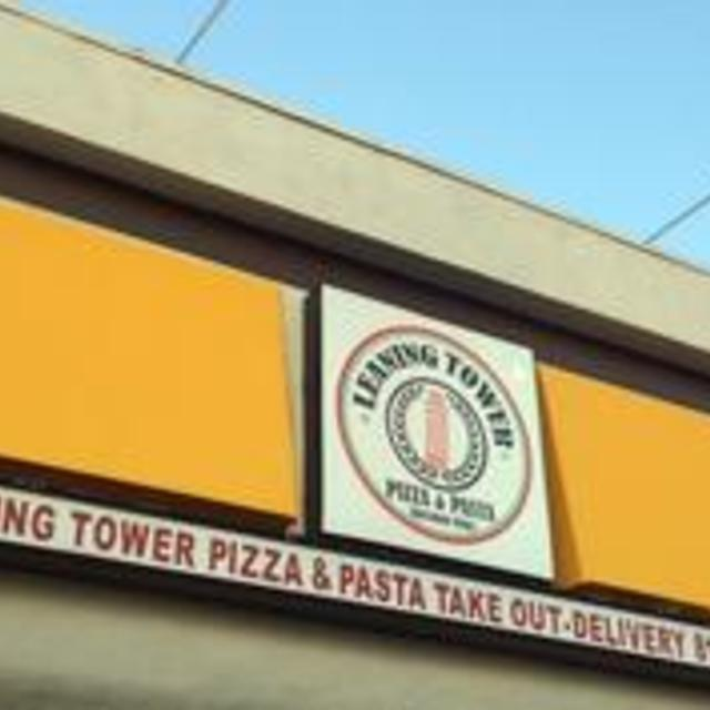 Leaning Tower Pizza & Pasta, Sherman Oaks, CA logo