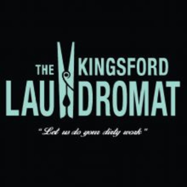 Kingsford Laundromat and Drop Off Service, Kingsford, MI logo