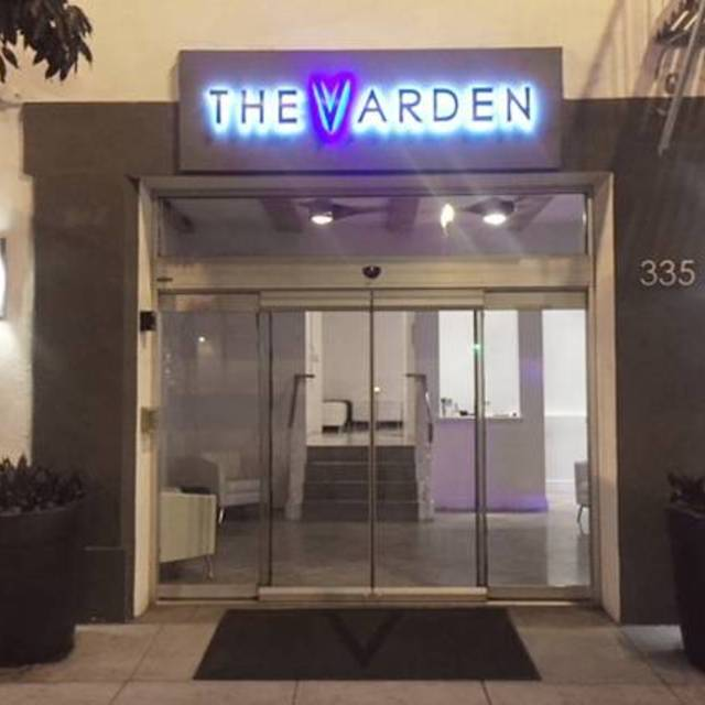 The Varden Hotel, Long Beach, CA logo