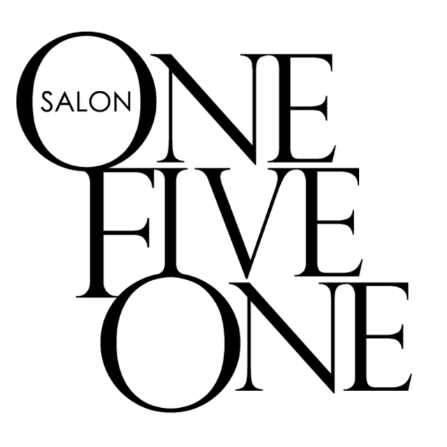 One Five One Salon, Los Gatos, Ca logo