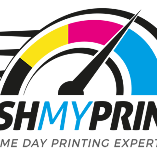 RushMyPrints, Berkeley, CA logo