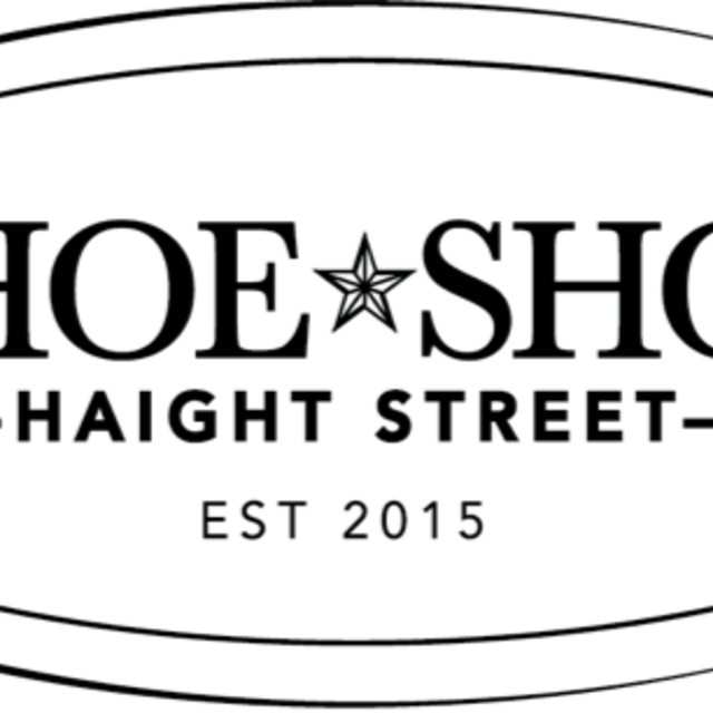 Shoeshop Haight St, San Francisco, CA logo