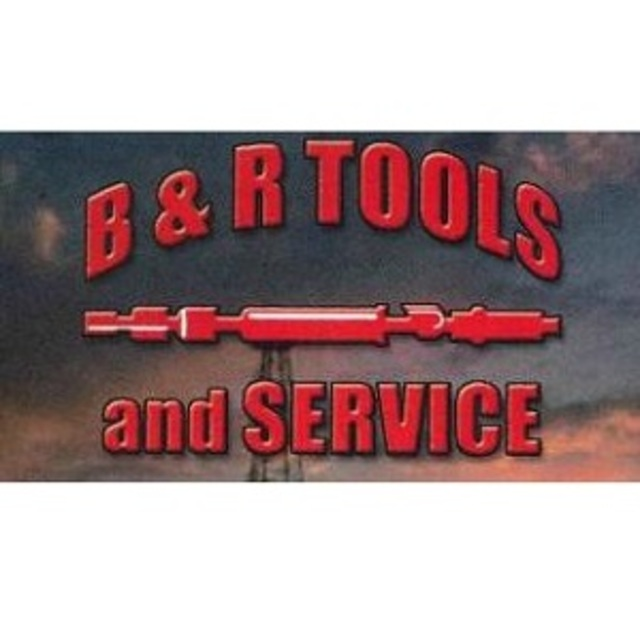 B & R Tools And Service, Inc. , Odessa, TX logo