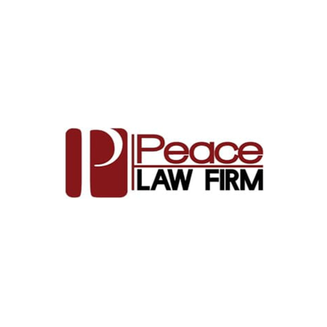 Peace Law Firm, Greenville, SC logo