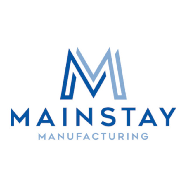Mainstay Manufacturing, Brownsburg, IN logo
