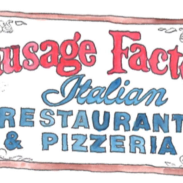 The Sausage Factory, San Francisco, CA logo