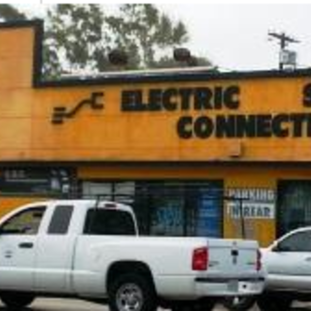 Electric Supply Connection, Inc., Los Angeles, CA logo