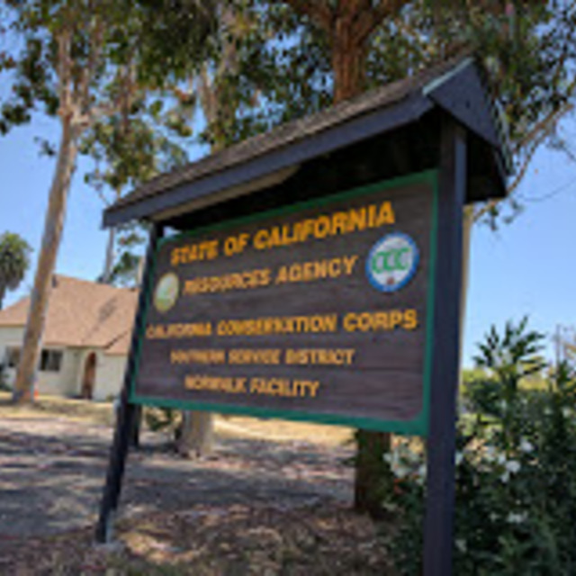 California Conservation Corps, Norwalk, CA logo