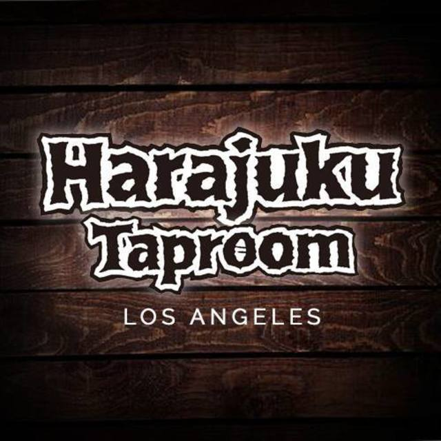 The Harajuku Taproom, Culver City, CA logo