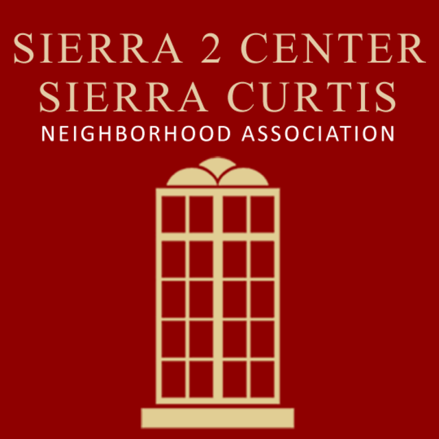 Sierra 2 Center for the Arts & Community, Sacramento, CA logo
