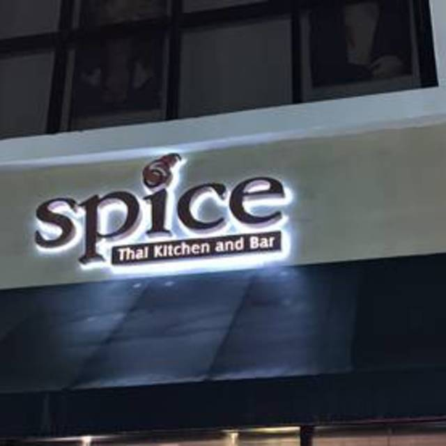 Spice Thai Kitchen and Bar, Vacaville, CA logo