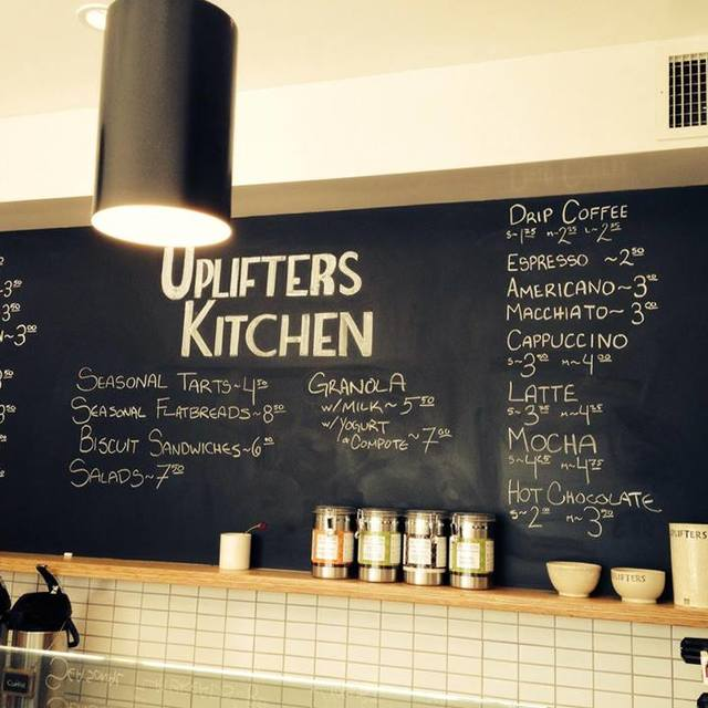 Uplifters Kitchen, Santa Monica, CA logo