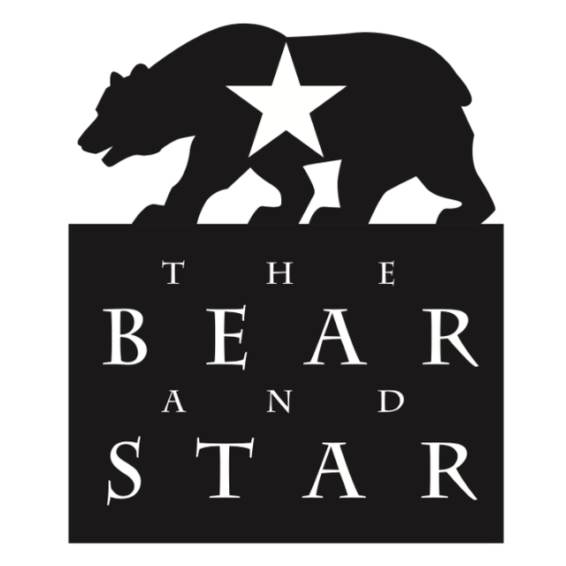 The Bear and Star Restaurant, Los Angeles, CA logo