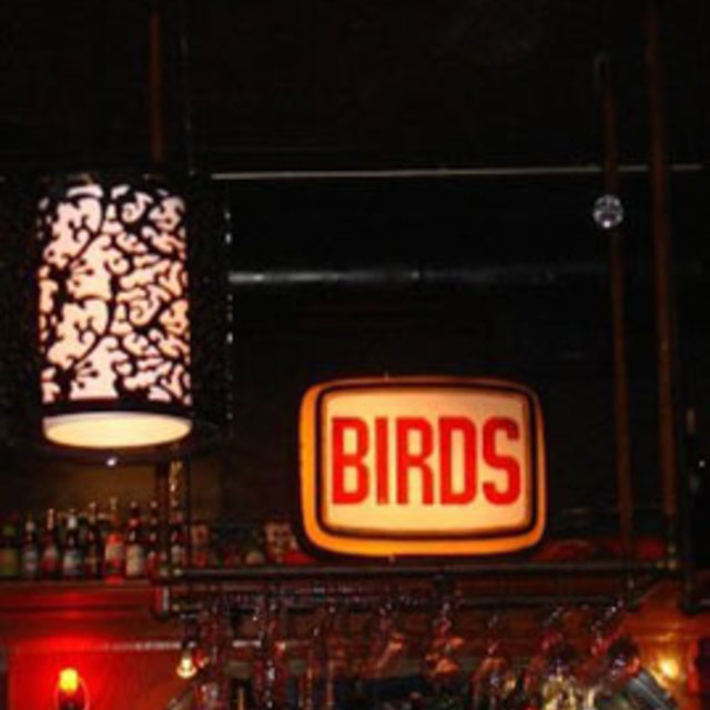 Birds Cafe, Los Angeles, CA logo