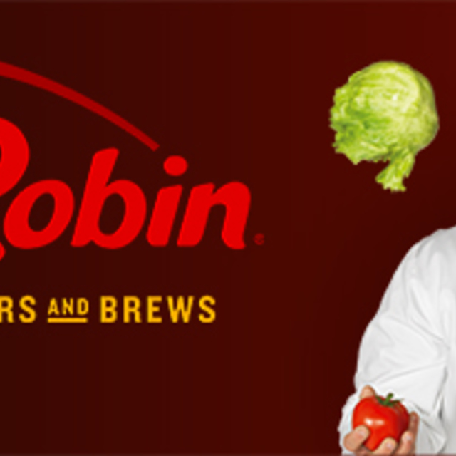 Red Robin Gourmet Burgers and Brews, San Jose, CA logo