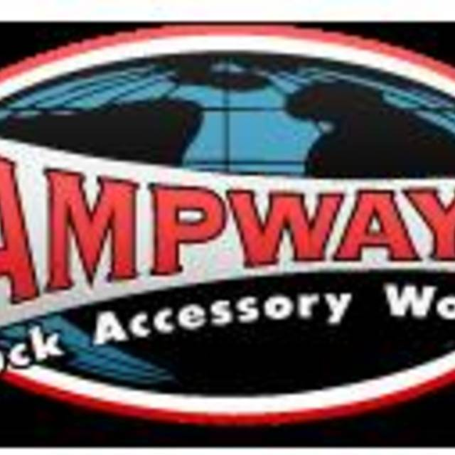 Campway's Truck Accessory World, Martinez, CA logo