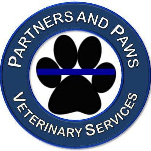 Partners and Paws Veterinary Services, Lisle, IL logo