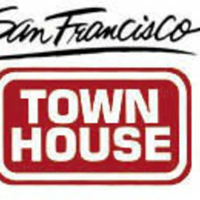 Town House Motel, San Francisco, CA logo
