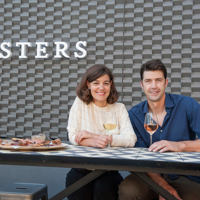 Esters Wine Shop & Bar, Santa Monica, CA logo