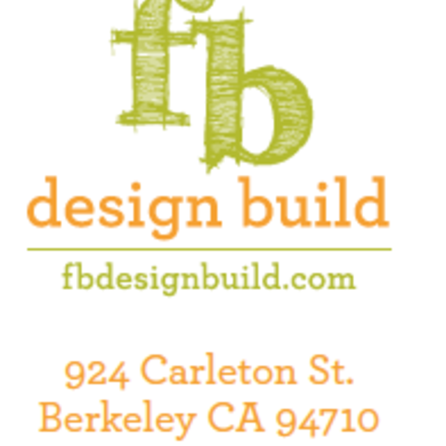 FB Designbuild, Inc., Berkeley, CA logo