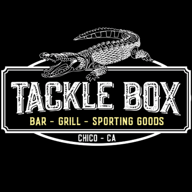 Tackle Box Bar & Grill, Chico, CA logo
