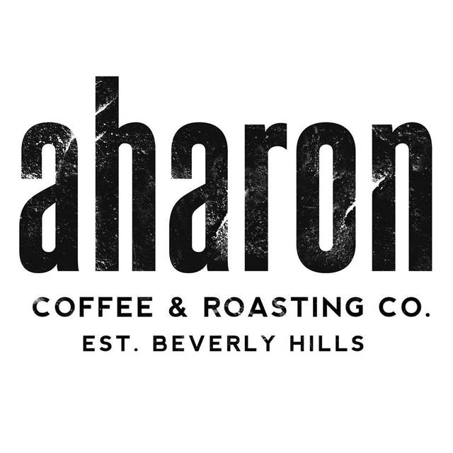 Aharon Coffee & Roasting Co., Beverly Hills, CA logo