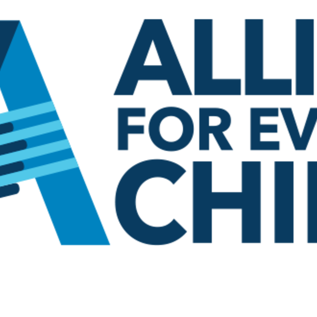 Allies for Every Child (formerly known as Westside Children's Center), Los Angeles, CA logo