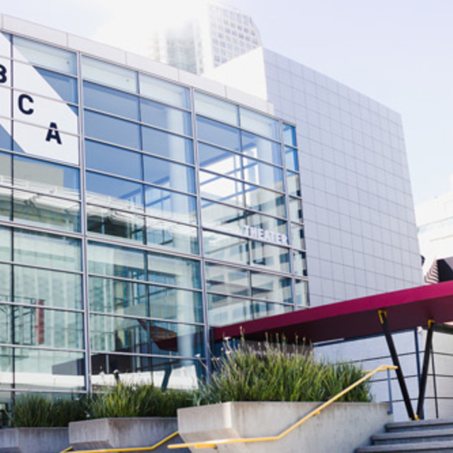 Yerba Buena Center for the Arts, San Francisco, CA logo