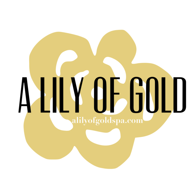 A Lily of Gold Spa, Benicia, CA logo