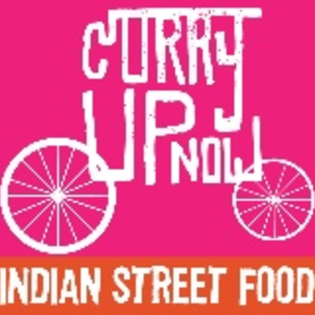 Curry Up Now, San Francisco, CA logo