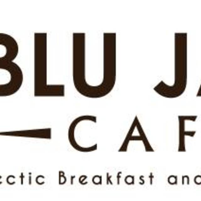 Blu Jam Cafe, West Hollywood, CA logo