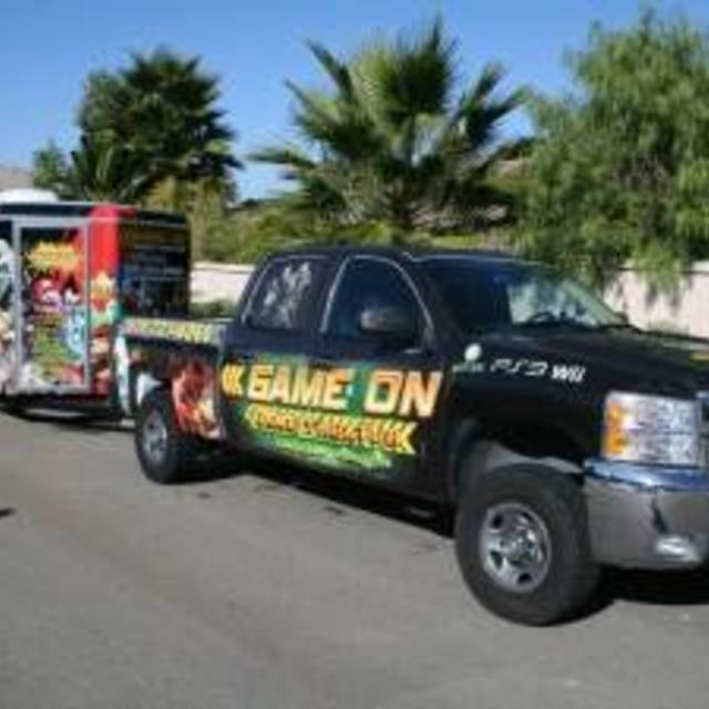 Game On Party, West Covina, CA logo
