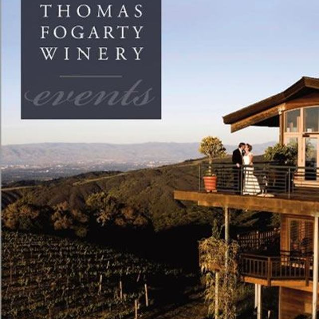 Thomas Fogarty Winery, Woodside, CA logo