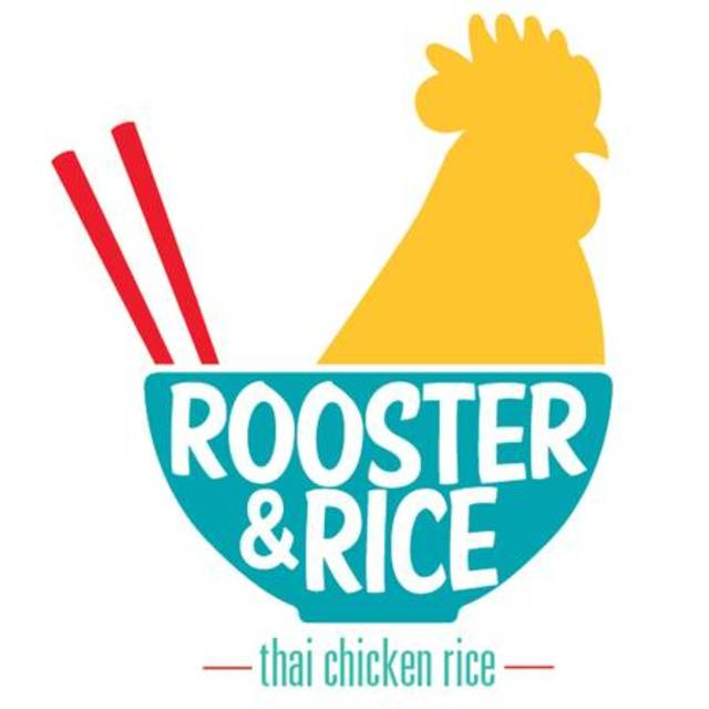 Rooster & Rice, Redwood City, CA logo