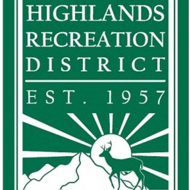 Highlands Recreation Center, San Mateo, CA logo