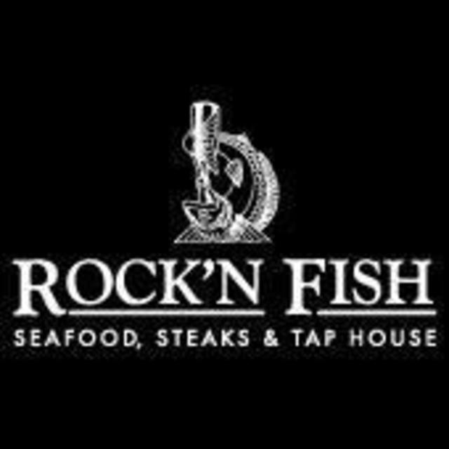 Rock'N Fish Restaurant, Los Angeles, CA logo
