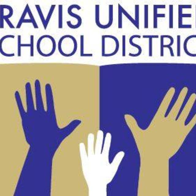 Travis Unified School District, Fairfield, CA logo