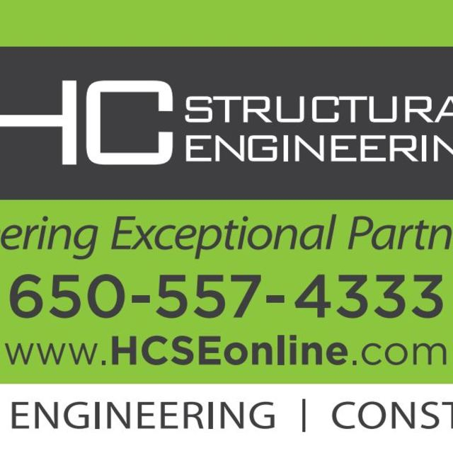 HC Structural Engineering, Inc., San Mateo, CA logo