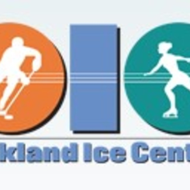 Oakland Ice Center, Oakland, CA logo