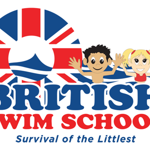 British Swim School, Richmond, CA logo