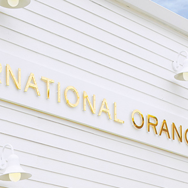 International Orange Spa , Larkspur, CA logo