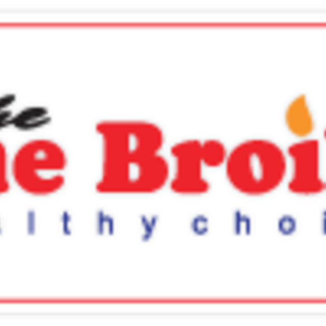 The Flame Broiler, Los Angeles, CA logo