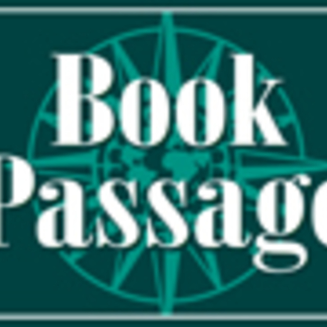 Book Passage Cafe, Corte Madera, CA logo