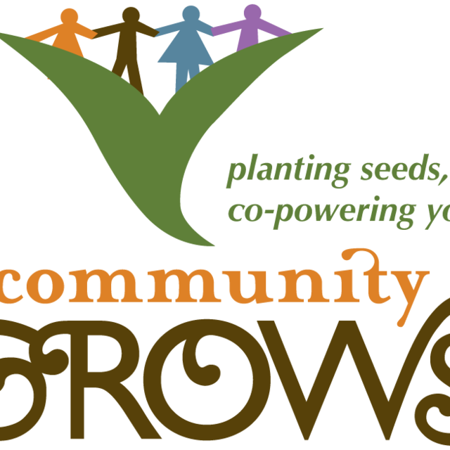CommunityGrows, San Francisco, CA logo