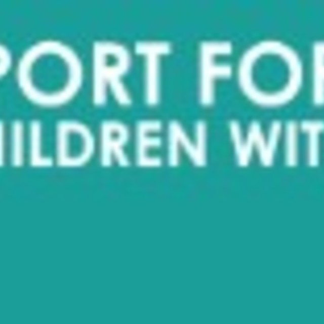 Support for Families of Children with Disabilities, San Francisco, CA logo