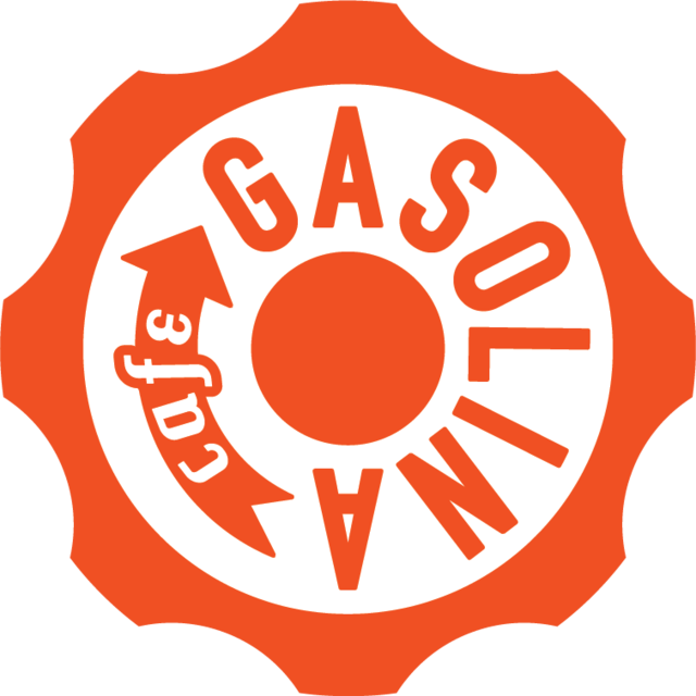 Gasolina Cafe , Los Angeles, CA logo