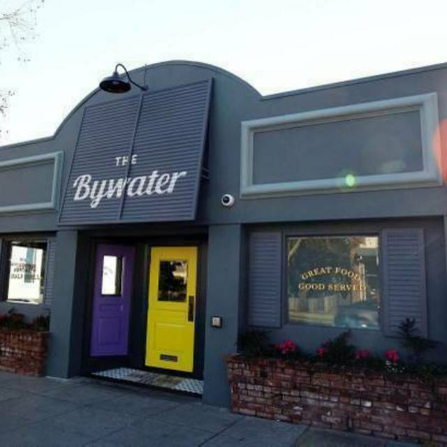 The Bywater, Los Gatos, CA logo